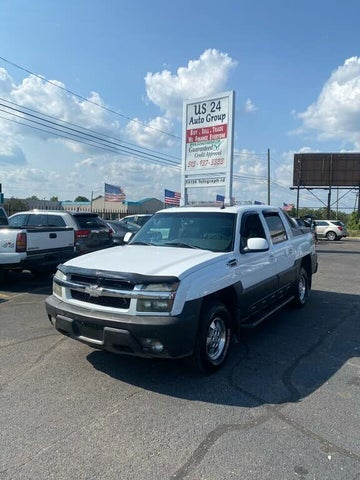 2003 Chevrolet Avalanche 1500 The North Face Edition 4WD