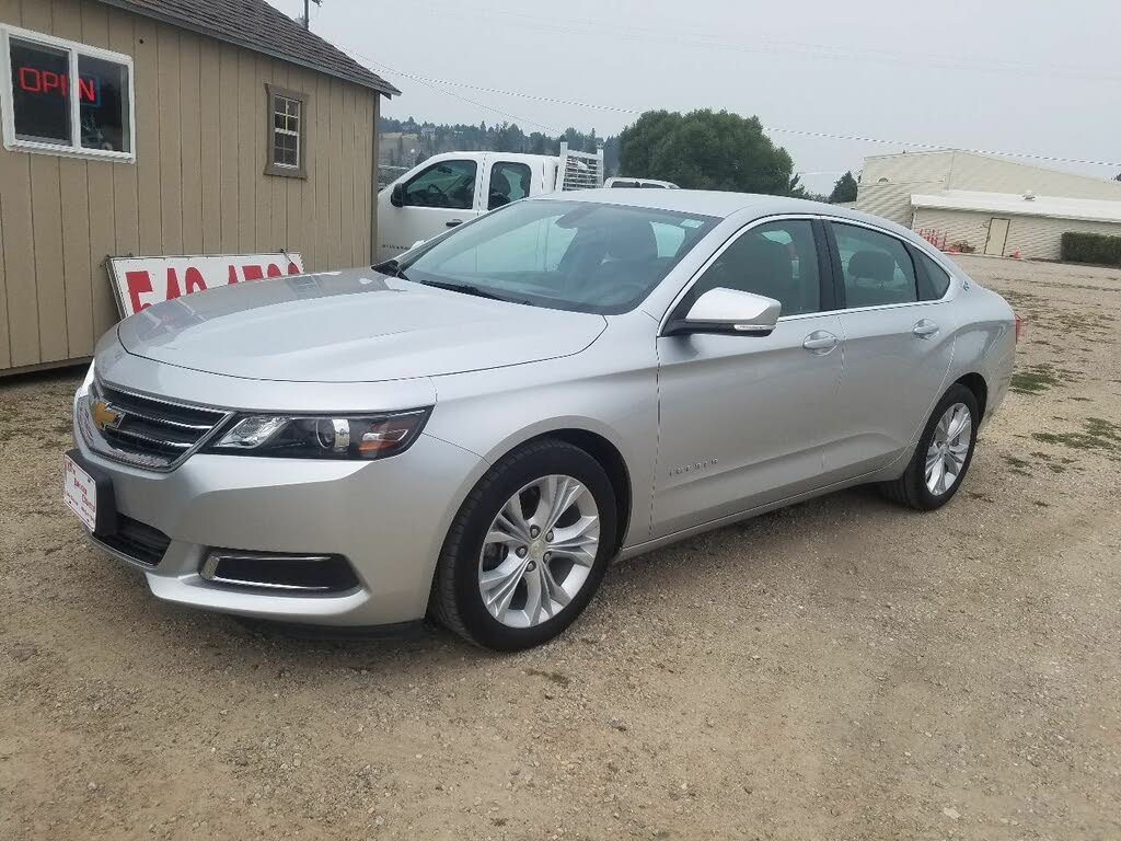 Used 2015 Chevrolet Impala For Sale Right Now Cargurus