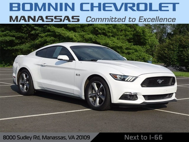 2016 Ford Mustang GT Coupe RWD
