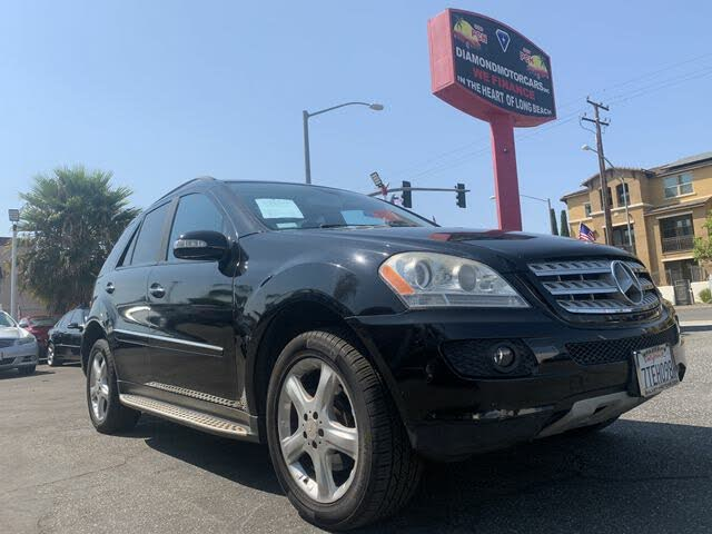 2008 Mercedes-Benz M-Class ML 350 Edition 10 4MATIC