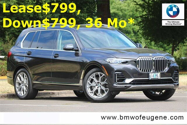 Used 2020 Bmw X7 For Sale Right Now Cargurus
