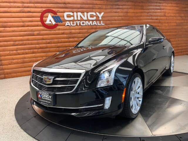 2018 Cadillac ATS Coupe for Sale in Hamilton, OH - CarGurus