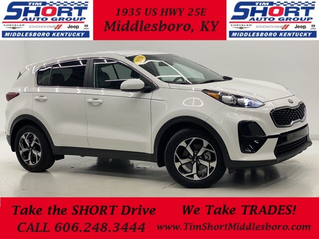 Used 2020 Kia Sportage For Sale Right Now Cargurus