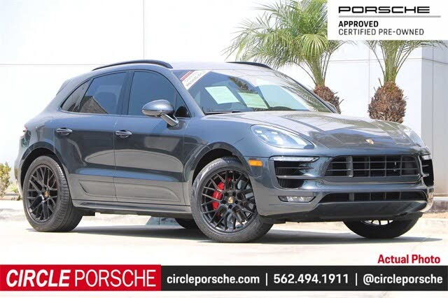2018 Porsche Macan Gts Awd For Sale In Los Angeles Ca Cargurus