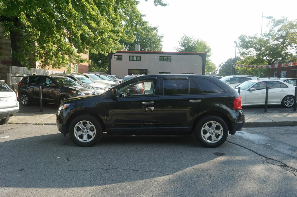 2011 Ford Edge SEL AWD complet
