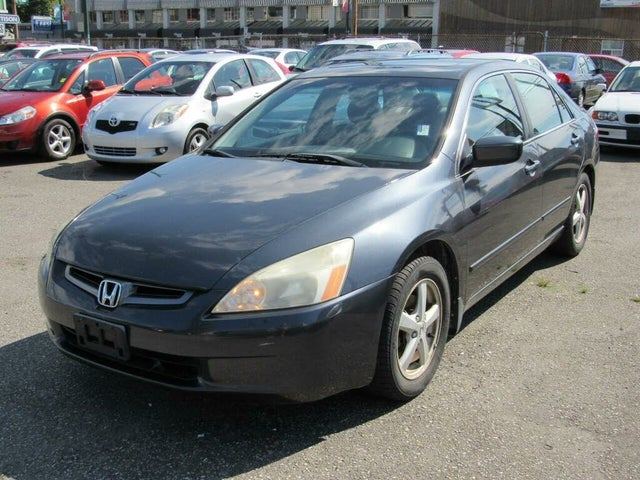 2005 Honda Accord EX-L