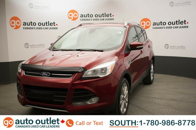 2016 Ford Escape Titanium AWD