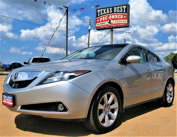2010 Acura ZDX SH-AWD with Advance Package