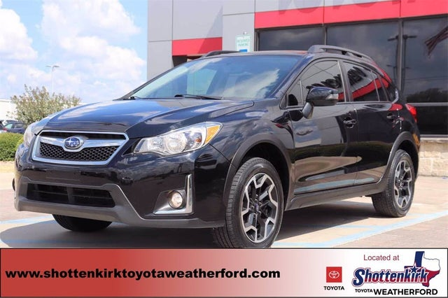 2017 Subaru Crosstrek Limited