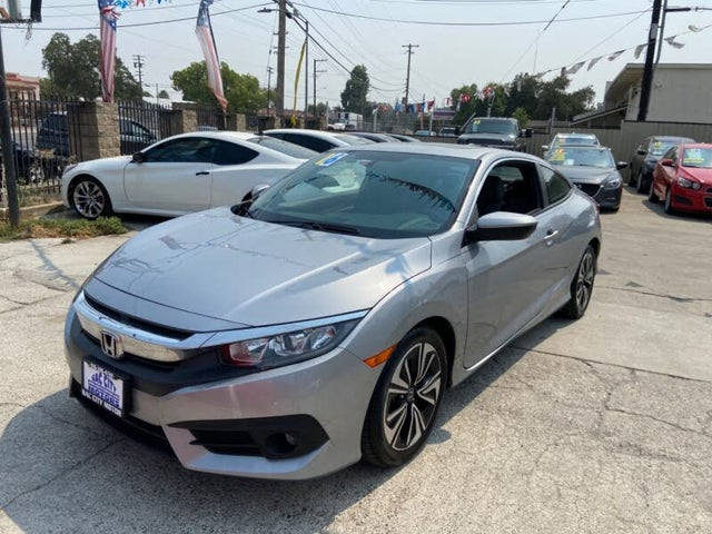 2016 Honda Civic Coupe EX-T