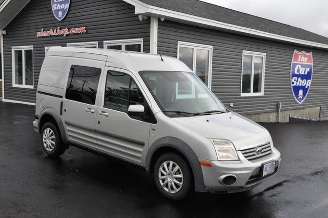 2012 Ford Transit Connect Wagon XLT FWD