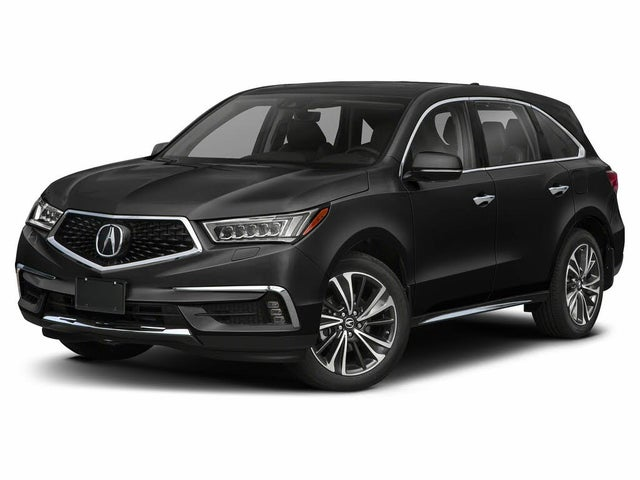 2020 Acura MDX SH-AWD with Technology Plus Package
