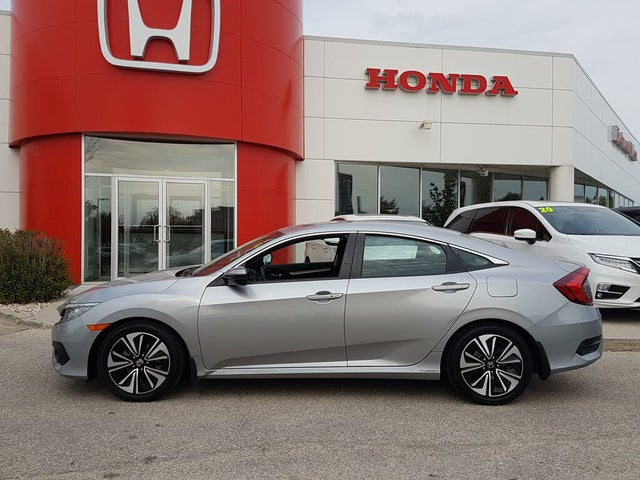 2017 Honda Civic EX-T with Honda Sensing