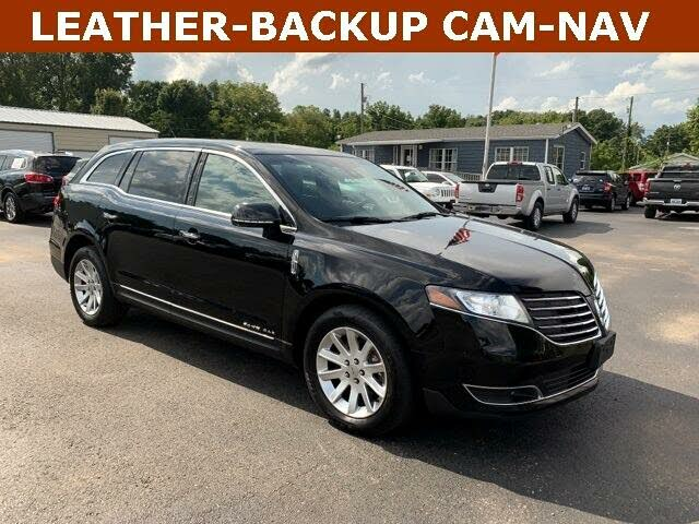 2017 Lincoln MKT Livery Fleet AWD