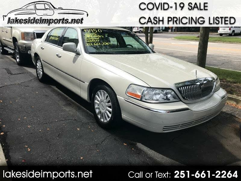 Used Lincoln Town Car For Sale With Photos Cargurus