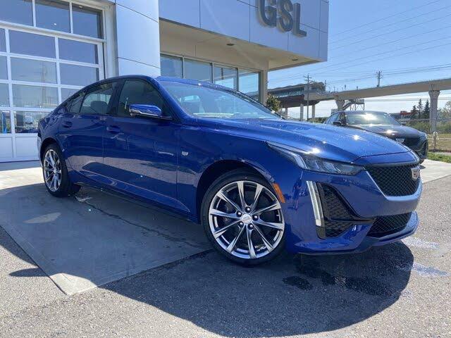 2020 Cadillac CT5 for Sale in Calgary, AB - CarGurus