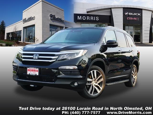 Used Honda Pilot For Sale In Cleveland Oh Cargurus