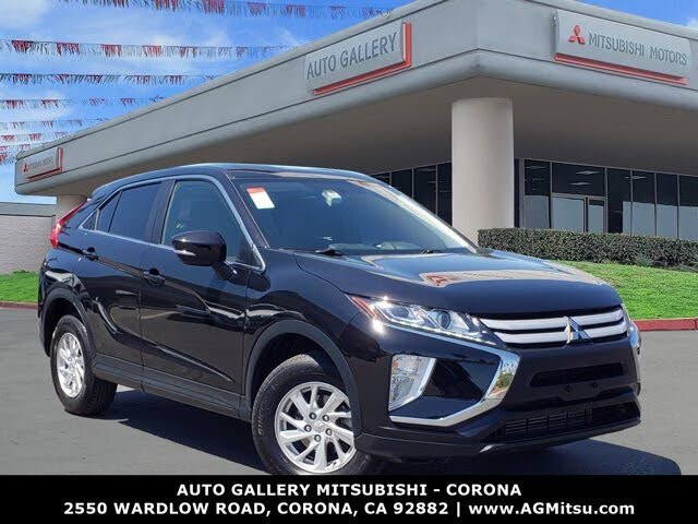 2019 Mitsubishi Eclipse Cross SEL AWD
