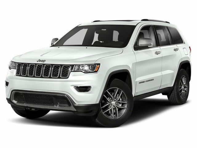 Used 2021 Jeep Grand Cherokee 80th Anniversary Edition 4WD ...