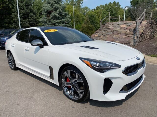 Used 2019 Kia Stinger GT2 AWD for Sale (with Photos ...