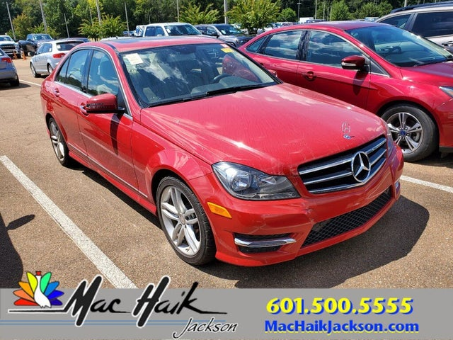 2009 Mercedes-Benz C-Class C 300 4MATIC Luxury for Sale in ...