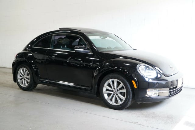 2014 Volkswagen Beetle TDI Highline