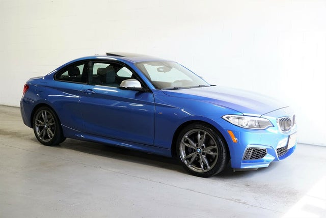 2017 BMW 2 Series M240i xDrive Coupe AWD