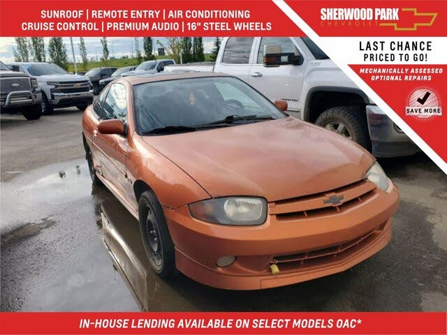 2004 Chevrolet Cavalier Z24 Coupe FWD