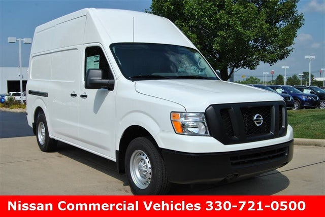 2020 Nissan NV Cargo 2500 HD S with High Roof RWD