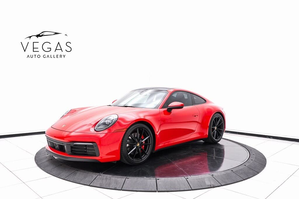 Used 2020 Porsche 911 Carrera 4s Coupe Awd For Sale With Photos Cargurus
