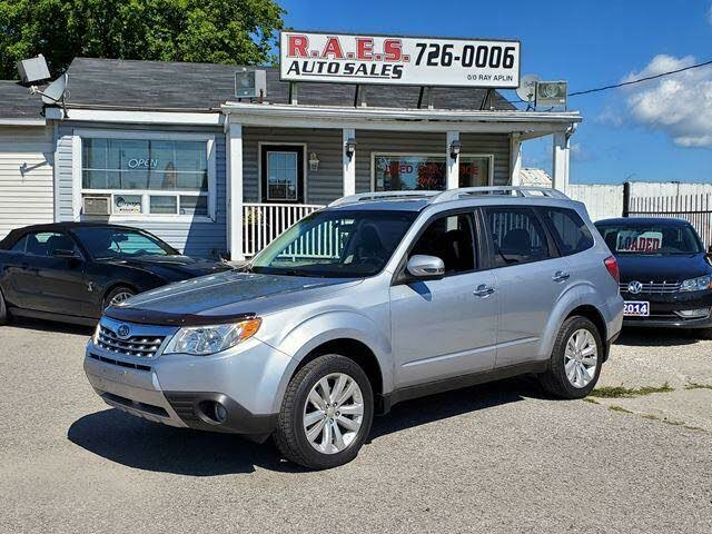 2012 Subaru Forester 2.5X Touring
