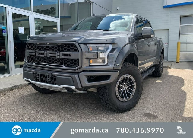 2019 Ford F-150 SVT Raptor SuperCrew 4WD
