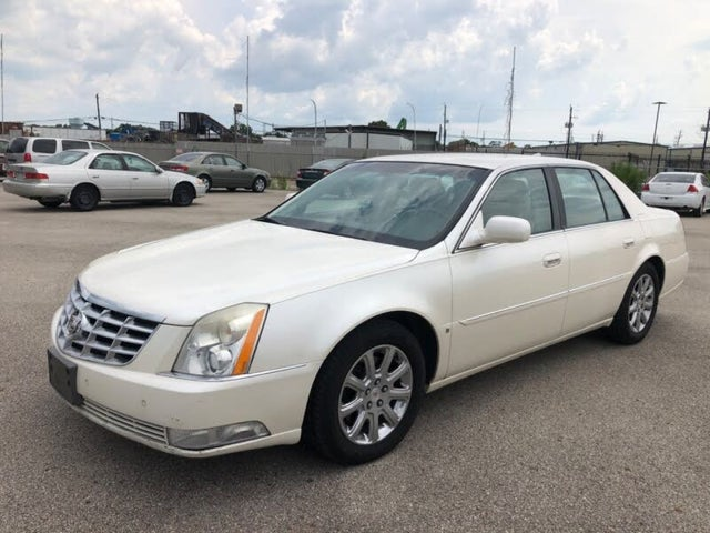 2009 Cadillac Dts For Sale In Houston Tx Cargurus
