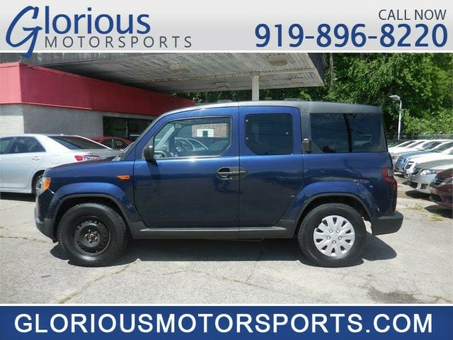 2009 Honda Element LX AWD