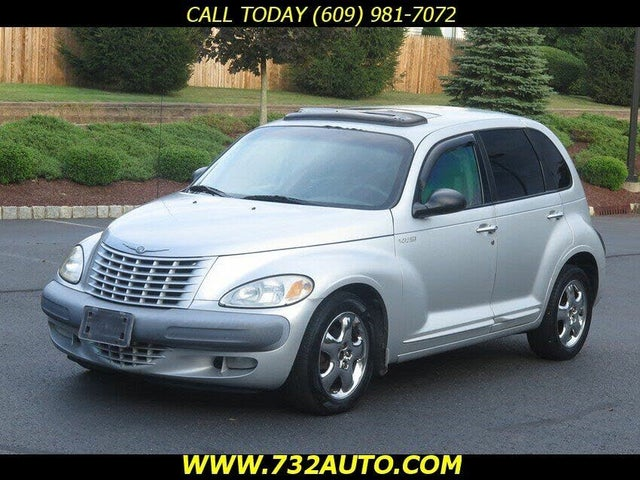 2002 Chrysler PT Cruiser Limited Wagon FWD