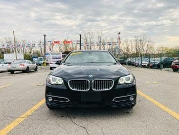 2014 BMW 5 Series 528i xDrive Sedan AWD