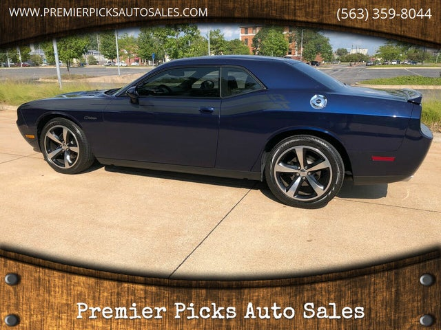 2014 Dodge Challenger R/T Classic RWD