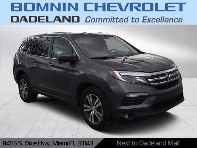 2016 Honda Pilot EX-L with Nav