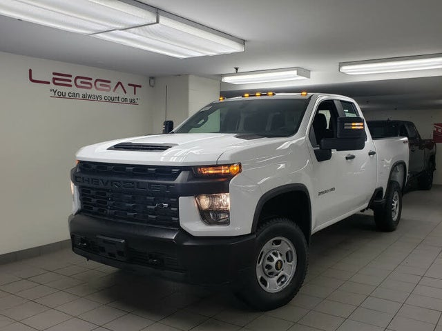 2020 Chevrolet Silverado 2500HD Work Truck Double Cab LB 4WD