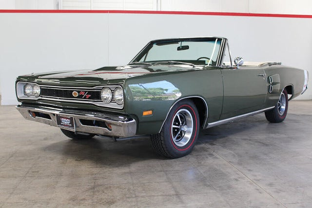 1969 Dodge Coronet Super Bee Coupe RWD