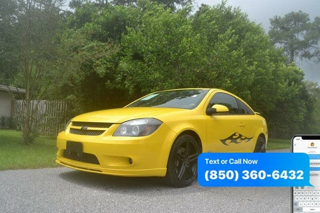 2008 Chevrolet Cobalt SS Coupe FWD