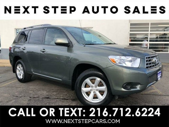2010 Toyota Highlander Base V6