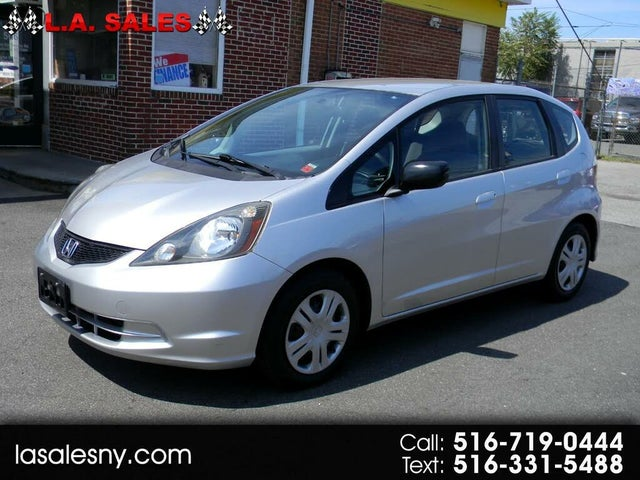 2011 Honda Fit Base