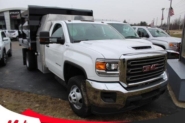 2019 GMC Sierra 3500HD Chassis 4WD