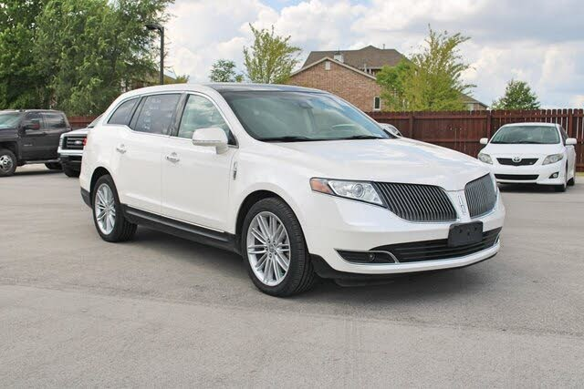 2016 Lincoln MKT EcoBoost AWD