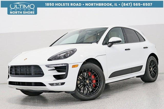 2018 Porsche Macan Gts Awd For Sale In Chicago Il Cargurus