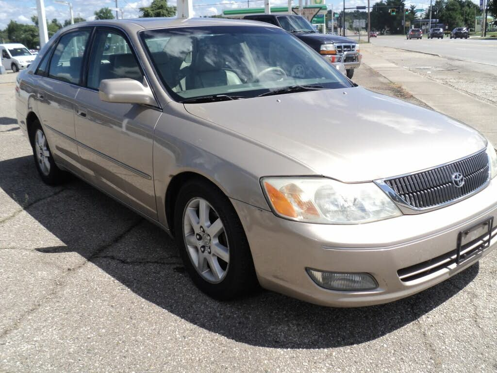 used 2000 toyota avalon xls for sale right now cargurus used 2000 toyota avalon xls for sale