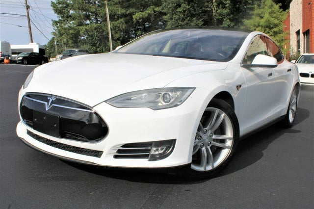 2013 Tesla Model S Signature Performance RWD