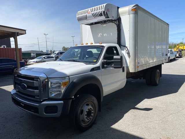2016 Ford F-550 Super Duty Chassis DRW RWD