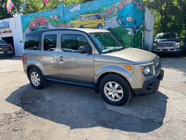 2008 Honda Element EX AWD